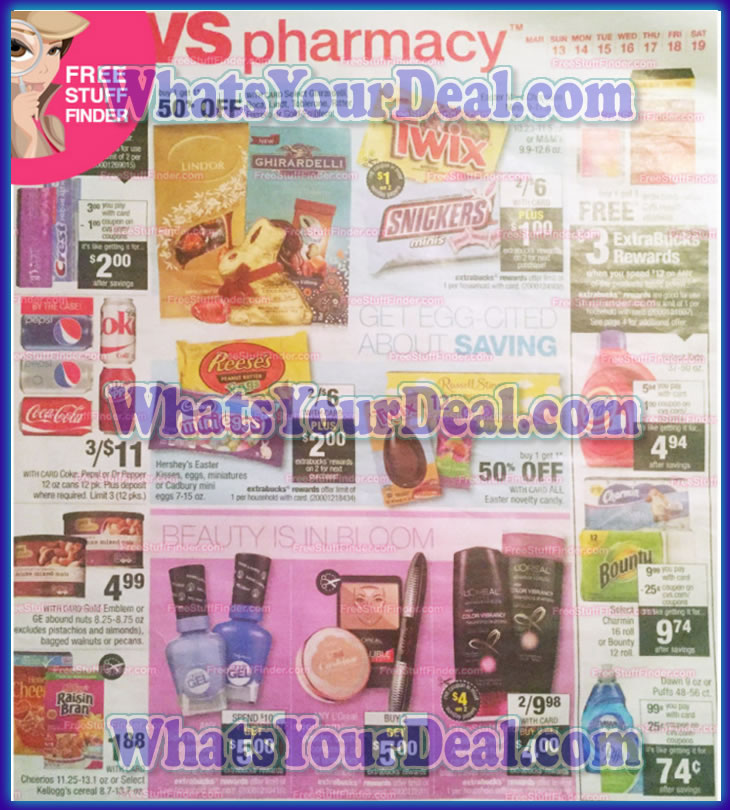 CVS Ad Scans March 13, 2016 - March 19, 2016